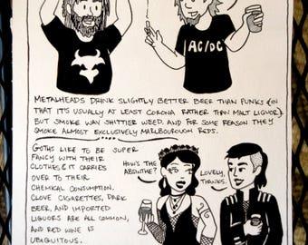 PunkPuns original artwork - Page 15
