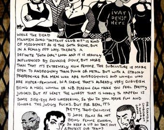 PunkPuns original artwork - Page 21