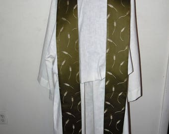 Green Ordinary Time Stole