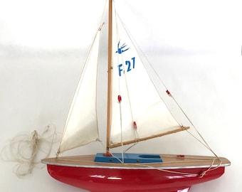 Boat / yacht basin vintage