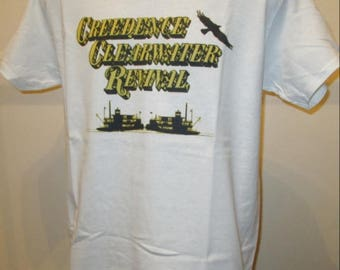 Creedence Clearwater Revival Printed T Shirt - Music Retro Blues Roots Rock - New W188 Mens Womens Tee
