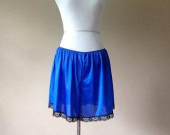 2X Nylon Tap Panty Panties FREE USA Shipping Plus Size Lingerie Vintage Panties