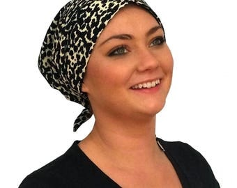 Gabrielle Fitted Scarf