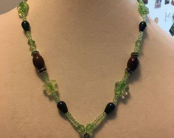 Seahawk Glow in the Dark necklace