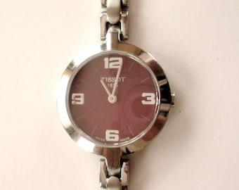 TISSOT Wrist Watch, Ladies Tissot 1853 Wrist Watch, Swiss Made, Sapphire Crystal, Vintage Women's Tissot 1853 Wrist Watch, Gift for Her