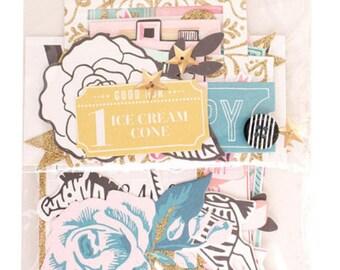 Maggie holmes carousel collection  ephemera pack