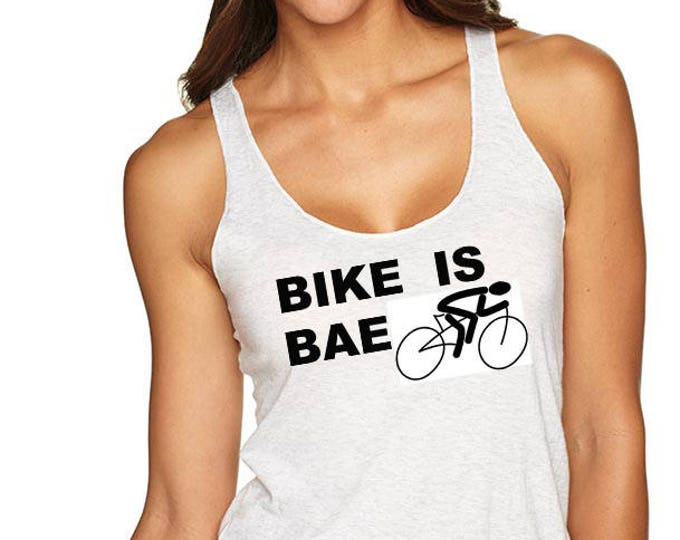 Spin Heartbeat Top Racerback Tank Top
