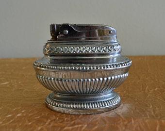 Vintage Silverplate Lighter