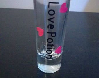 Love Potion Shot Glass