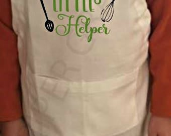 Kids Apron, Apron for Kids, Childrens Aprons, Personalized Kids Apron, Kids Cooking Party, Kids Apron Personalized, Custom Kids Apron