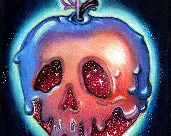 Poisoned Apple Print