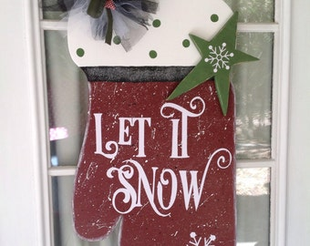Christmas Decoration for Door