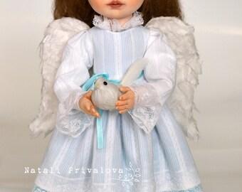 OOAK doll My Angel , 18 in
