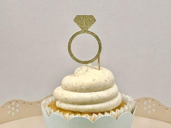 Diamond Ring Toppers Engagement Topper Diamond Donut Topper