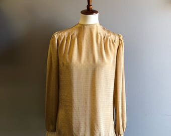 Vintage Roberto Firenze Long Sleeve Blouse