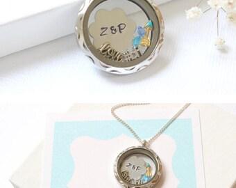 Personalized BFF Locket, #bff, Best Friend Gift, Friendship Gift, Best Friend Birthday Gift, Best Friend Necklace, Best Friend Jewelry,