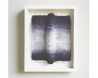 tissage g om trique triangle tapisserie tiss e main d coration. Black Bedroom Furniture Sets. Home Design Ideas