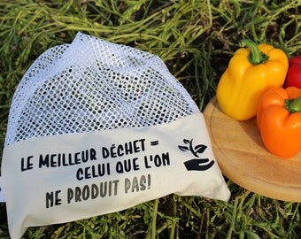 Fruits and vegetables - zero waste bag