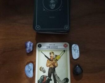 1 Card Tarot Reading - Zombie Tarot