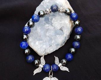 Archangel Michael Bead Bracelet