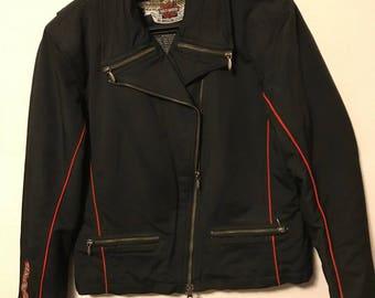 Women's Harley Davidson Motorcycle jacket