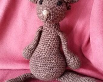 Alpaca, crochet