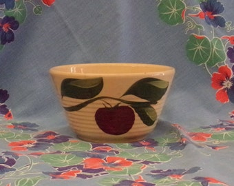 Apple Pottery Etsy