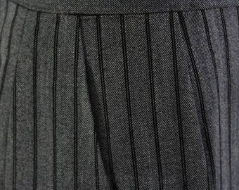 1920s Men's trousers, original from Paris-Small antique mens 20s trousers-from 1927-Paris France