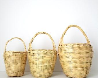 Jane Birkin Basket bag : small, medium, large