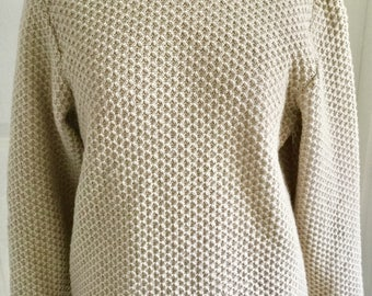 Wool Knit Jumper - custom made to order