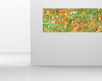 xxl abstrakt painting acryl modern art