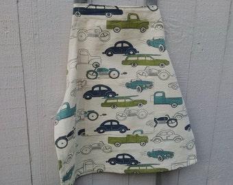 Children's Bakers Apron ages 2-4 // little boy's apron // toddlers apron