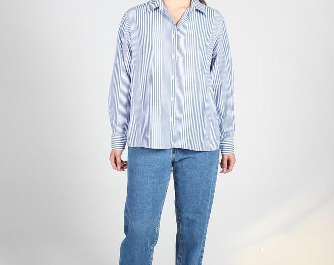 Ladies Stripe Shirt