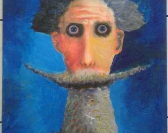 Blue Quixote