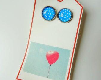 Dots Earrings