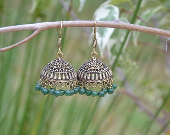 Indian vintage earrings
