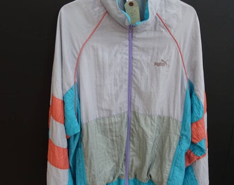 Vintage Puma sports jacket