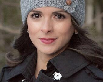 Crochet Headband, Handmade Ear Warmer