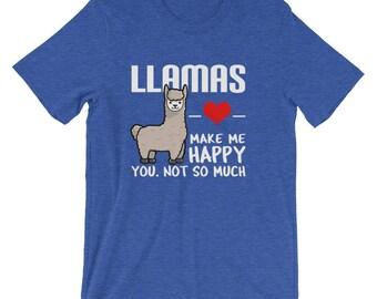 alpaca - alpaca shirt - alpaca tshirt - funny shirt - animal shirt - shirt - alpaca gift - llama - llama shirt - llama tshirt