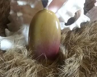 Natural Mookaite Jasper Oval Cabochon