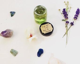 Eyelift Seaweed & Aloe Vera Gel - Cooling Eye Gel - Artisan Aromatherapy - Natural Skin Care
