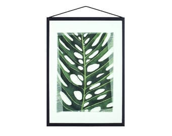 Philodendron, Textile print