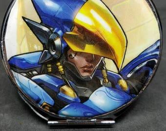 Overwatch Pharah Compact Mirror