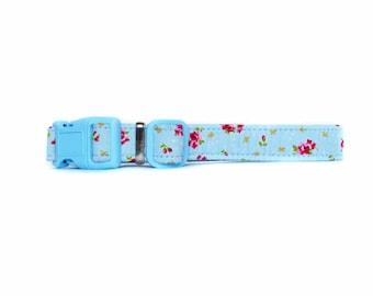 Blue Delight Dog Collar