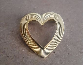 Heart Pin | Valentine | Love