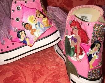 Disney Princess Converse