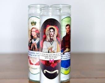 Adore Delano Pop Culture Votive Candle