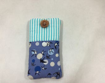 Phone/ iPhone case,mobile phone case, cellphone case, phone sleeve, padded phone case, soft phone case