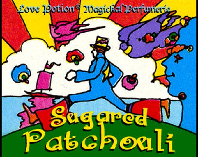 Sugared Patchouli -  Layerable Perfume - Love Potion Magickal Perfumerie