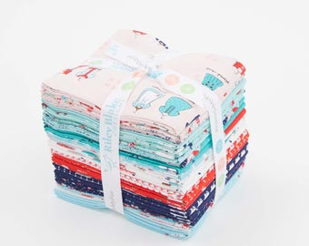 Fat Quarter Bundle A Little Sweetness bt Tasha Noel for Riley Blake Designs- 24 Fabrics